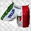 FIGHTERS - Thaibox Shorts: Italien-Italia