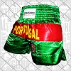 FIGHTERS - Thaibox Shorts: Portugal